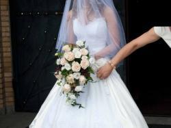 Królewska suknia ślubna,księżniczka