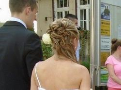 Krótka sknia ślubna