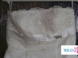 Krótka suknia - Madonna - W1 kolekcja 2007. Jak nowa