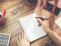 Krystyna Mirek: Jak prosty nawyk notowania może zmienić życie?