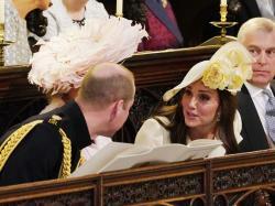 Księżna Kate na royal wedding w sukni, którą wcześniej miała już dwa razy. To piękny gest wobec Meghan!