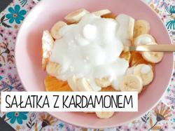 Kuchnia Gotujmy: sałatka owocowa z kardamonem