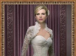 Kupię suknię Demetrios 2806 w kolorze ivory rozmiar 38