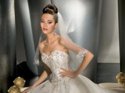 Kupię suknię ślubną DEMETRIOS 984