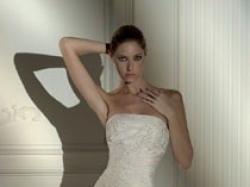 kupie suknie ślubna PRONOVIAS model NEPAL