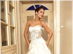 Kupię suknie ślubną z salonu Susan Labo