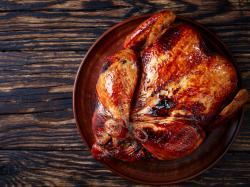 Kurczak faszerowany po polsku
