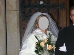 Kurtka ślubna