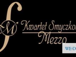 """Kwartet smyczkowy """"Mezzo"""" na ślub, bankiet, konferencję"""