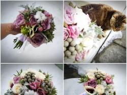 Kwiaty na ślub - Kwiaciarnia Girlanda Białystok