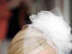 La sposa DANTE z Madonny, bolerko, woalka