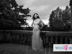 La sposa Ferida piękna suknia ślubna