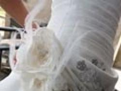 La Sposa Gaula, ecru, rozm. 36