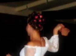 ładna sukienka dla romantyczki :)