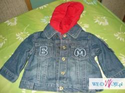 Ładne i zadbane ubranka po mojm synku 9-18m