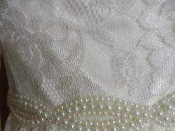 Laona koronkowa sukienka na ślub cywilny/poprawiny