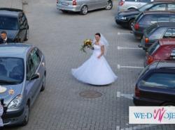 lekka i zwiewna suknia model 10310 Agnes