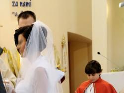 Lekka i zwiewna suknia ślubna