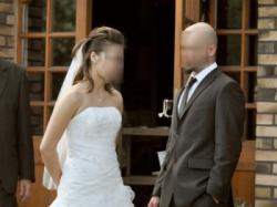 Lekka, piekna suknia TIANA Verise Bridal