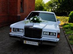 Lincoln Town Car Limuzyna w Stylu Retro