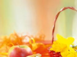 Łódeczki z jabłkiem