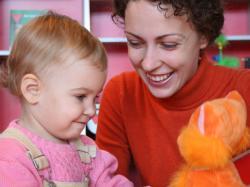 Logopedyczna zabawa z dzieckiem w domu