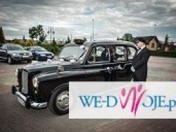 Londyńska Taksówka do ślubu,retro!Jeszcze wolne terminy 2015!