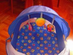 Łózeczko przenośne dla niemowlaka FISHER PRICE Z USA