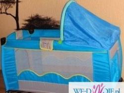 łóżeczko turystyczne-jedyne na rynku ze wszystkimi dodatkami ! Kupiłam za 334zł