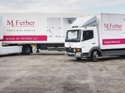 M. Ferber Wypożyczalnia Sprzętu Cateringowego