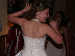 Madison - suknia ślubna ecru z piękną koronką