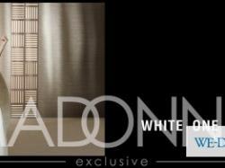 Madonna White One 6210 Piekna sukienka kolekcja 2011/2012