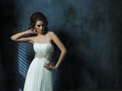 Maggie Sottero model Vanessa
