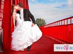 magiczna suknia ślubna