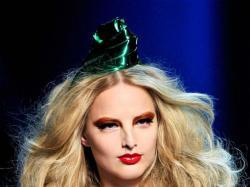 Makijaż na karnawał jak z pokazu haute couture