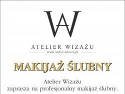 Makijaż Ślubny w Atelier Wizażu