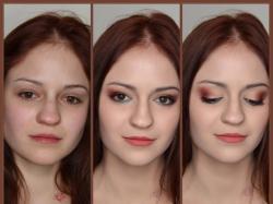 Makijaż ślubny z dojazdem do Klientki