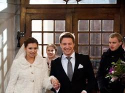 Małgosia i Piotr się pobrali - zdjęcia ze ślubu!