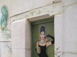 Malowanie artystyczne ścian. Freski. Trompe l'oeil. Iluzja na ścianie.
