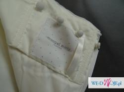 MANUEL MOTA CARLA (SILUETA) EKSPOZYCYJNA /sample gown!