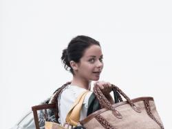 Marina Aleksandrowa w najnowszej kolekcji BGN - wiosna/lato 2010