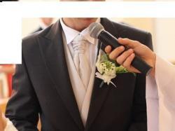 Markowy garnitur ślubny jaskółka New Men