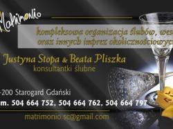 MATRIMONIO S.C.  Kompleksowa Organizacja Imprez
