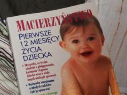 mini ZESTAW ciążowy Rozmiar 42+książka MACIERZYŃSTWO
