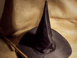 Miotła - wehikuł czarownic
