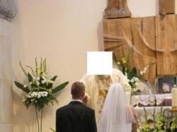 MISS KELLY Poznań bajeczna suknia ślubna BIAŁA