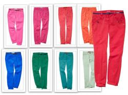 Moda na kolorowe spodnie powraca w s.Oliver
