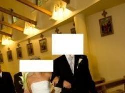 Model Sincerity 3349 - suknia ślubna roz.36  za 1100 zł . OKAZJA!!!