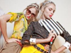 Modne torby i torebki - wiosna 2011
