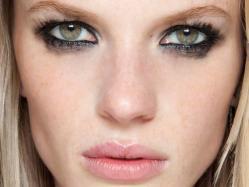 Modny makijaż oczu: Na rockowo